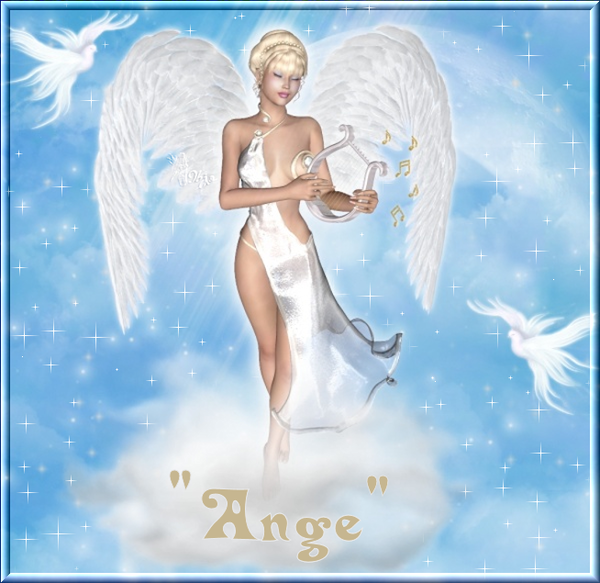 belle image d'ange!